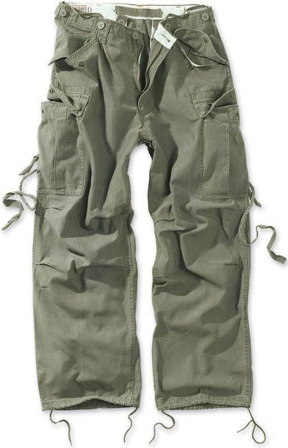 Surplus Spodnie M65 Vintage Olive