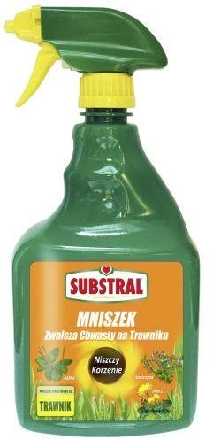 Mniszek ultra 070 ew spray  zwalcza chwasty na trawniku  750 ml substral