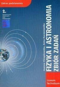 Fizyka i astronomia - Zbiór zadań Zakres podstawowy