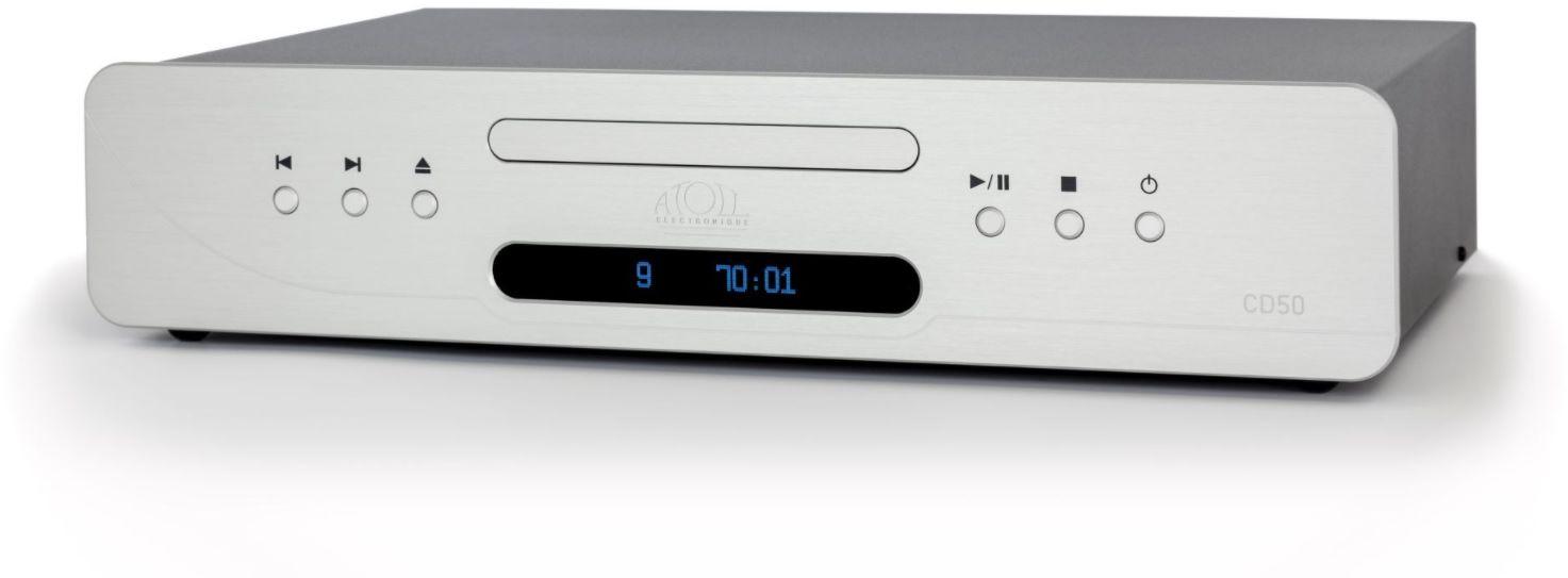 Atoll CD50 Signature Kolor: Srebrny