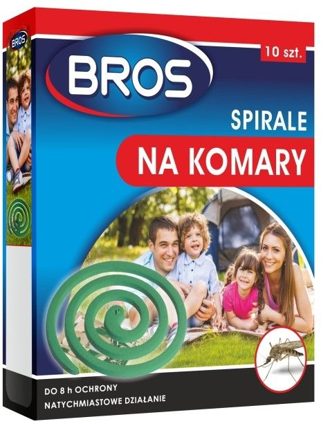 Spirale na komary Bros