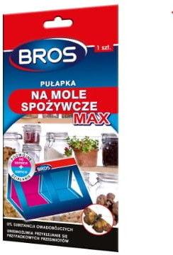 Pułapka na mole spożywcze Bros max