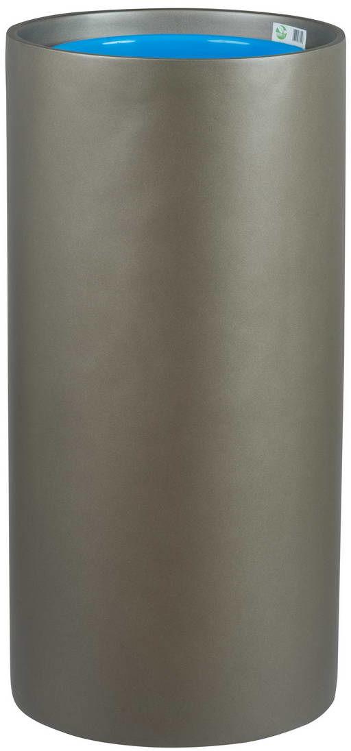 Donica z włókna szklanego D101D szary mat