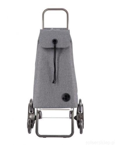 Wózek na zakupy Rolser Logic RD6 Tweed Gris SKŁADANY