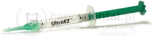 OPALESCENCE UltraEZ 1 strzykawka 1,2ml - żel znoszący nadwrażliwość zębów po wybielaniu do stosowania w nakładkach