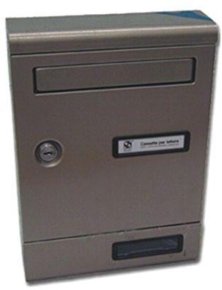Glooke SELECTED kaseta, aluminium, brąz, rozmiar uniwersalny
