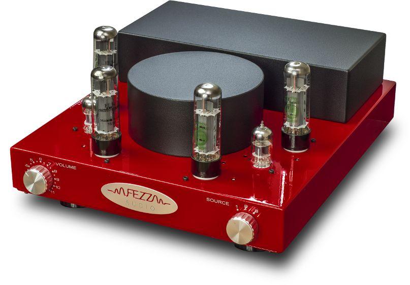 Fezz Audio Silver Luna Kolor: Czerwony
