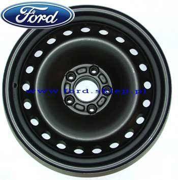 "felga stalowa 16"" Ford - 6,5J ET50 / zamiennik"