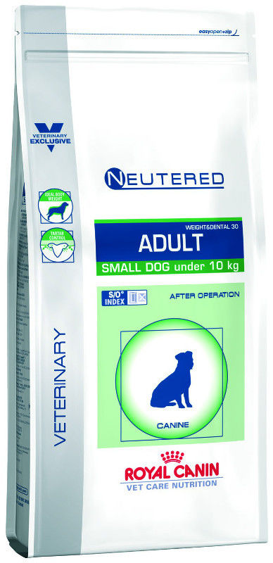 ROYAL CANIN Neutred Adult Small Dog Weight&Dental 1,5kg