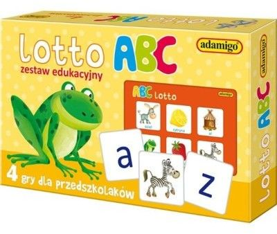 Gra Lotto ABC