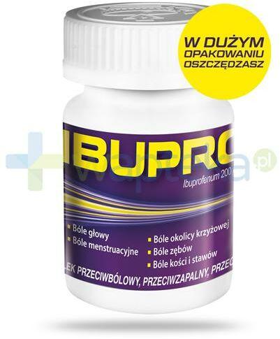 Ibuprom 200mg 50 tabletek