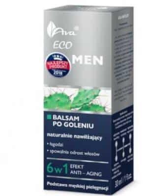 Eco Men Balsam po goleniu 6 w 1 50ml Ava