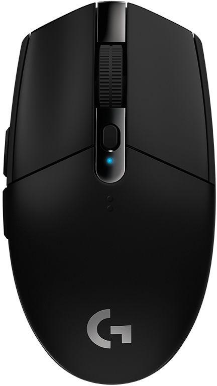 Logitech G305 myszka Po prawej stronie RF Wireless Optyczny 12000 DPI