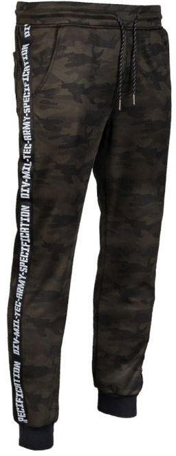Spodnie treningowe Mil-Tec Woodland (11446220)