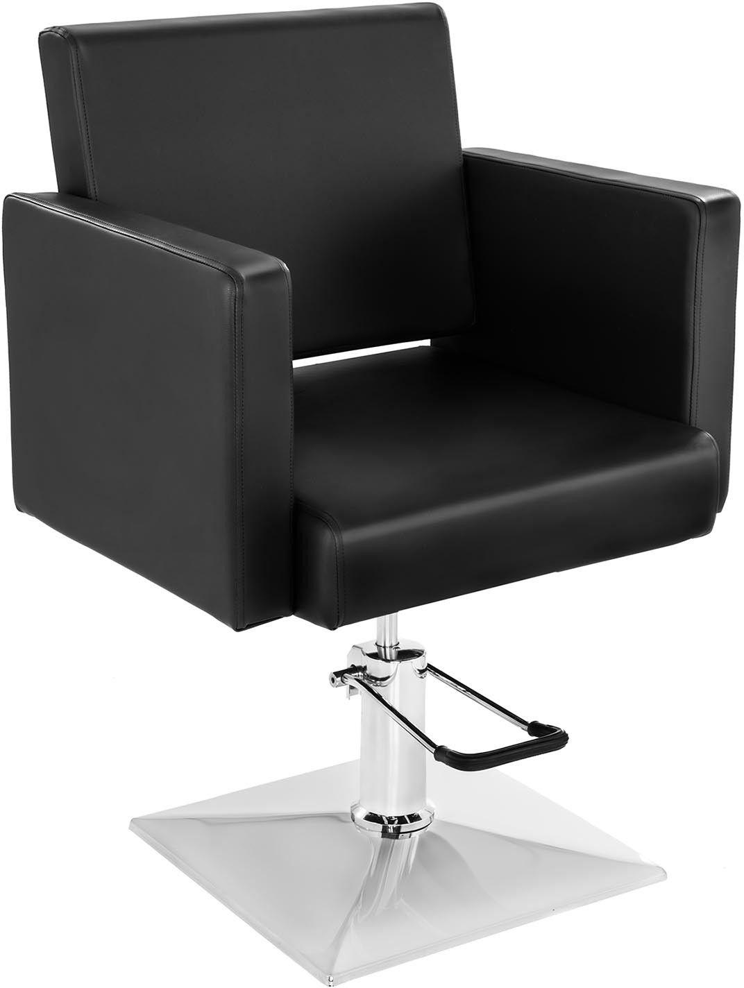 Fotel fryzjerski Physa Bedford czarny - Bedford Black - 3 LATA GWARANCJI / WYSYŁKA W 24H ZA 0 ZŁ!