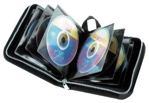 Sys-Case etui na 24 płyty CD/DVD