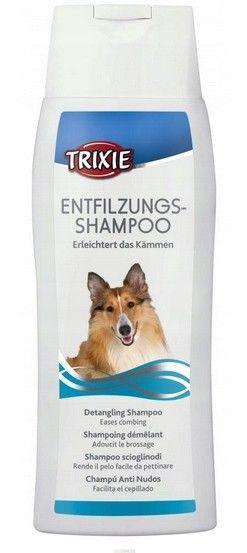 TRIXIE - TX 2921 Szampon dla psa antyfilc 250ml