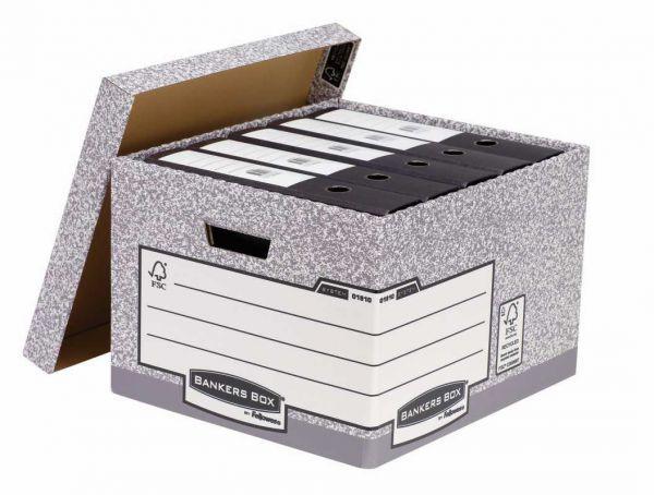 Duże pudło na archiwa - 10szt.
