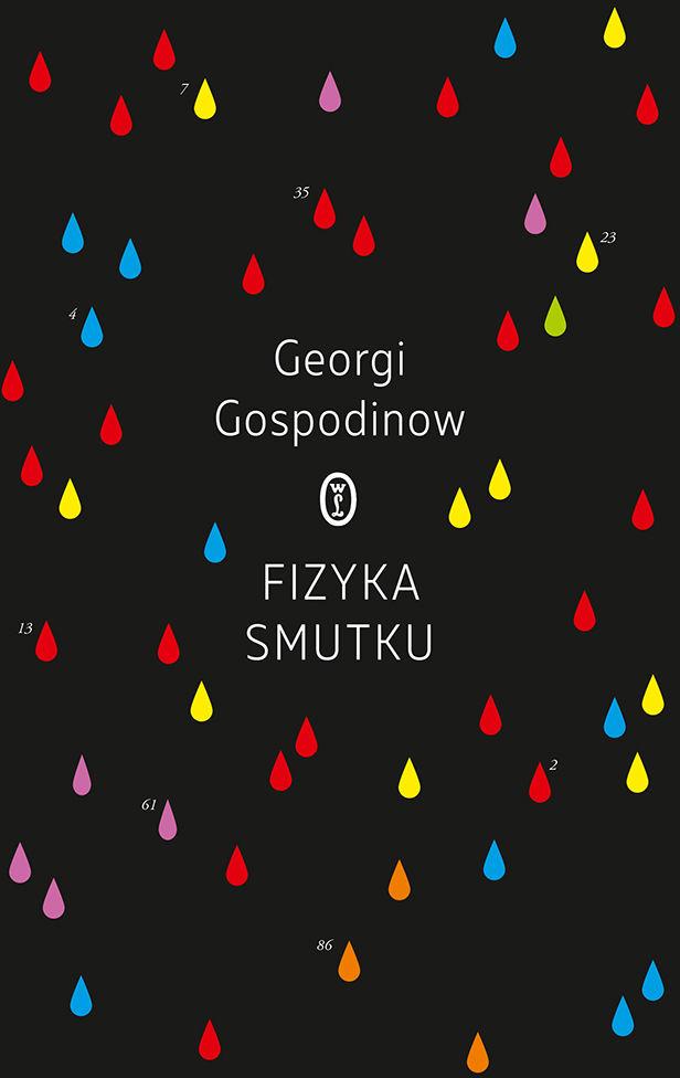 Fizyka smutku - Georgi Gospodinow - ebook