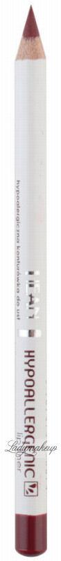 HEAN - HYPOALLERGENIC lip liner - Hipoalergiczna konturówka do ust - 512 - CARDINAL RED