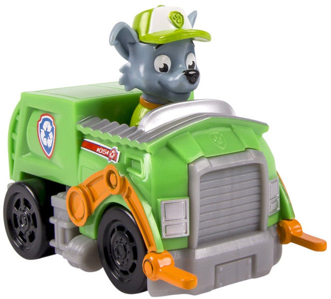 Psi Patrol - Pojazd akcji Rocky 20088391