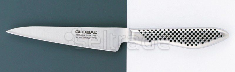 Nóż stalowy uniwersalny Global GS-36 11 cm