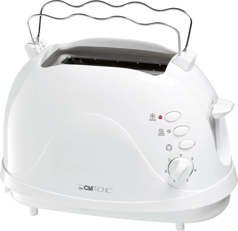 Toster Clatronic TA 3565 (biały)