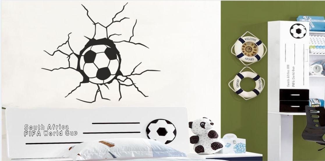 Naklejka Piłka Nożna