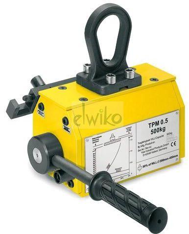 TPM 0,1 - uchwyt magnetyczny, udźwig 100kg