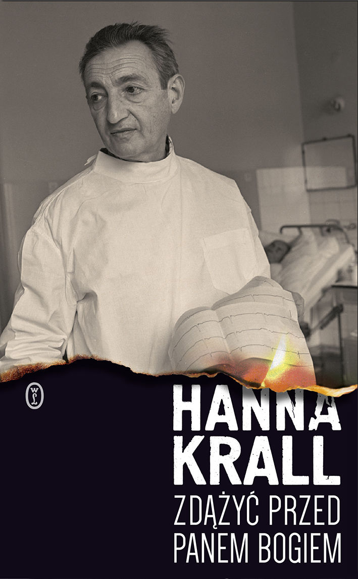 Zdążyć przed Panem Bogiem - Hanna Krall - ebook