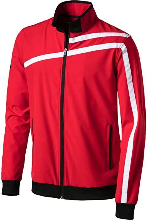 Pro Touch Kinney męska kurtka prezentacyjna czerwony czerwony XL