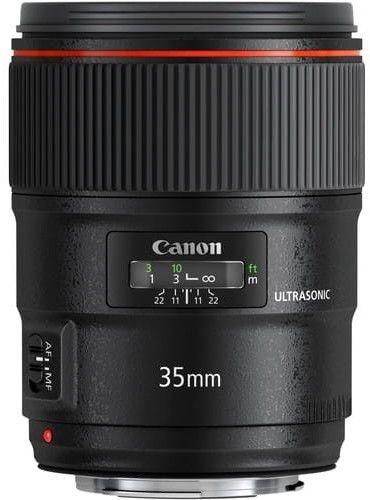 Obiektyw Canon EF 35mm f/1.4L II USM