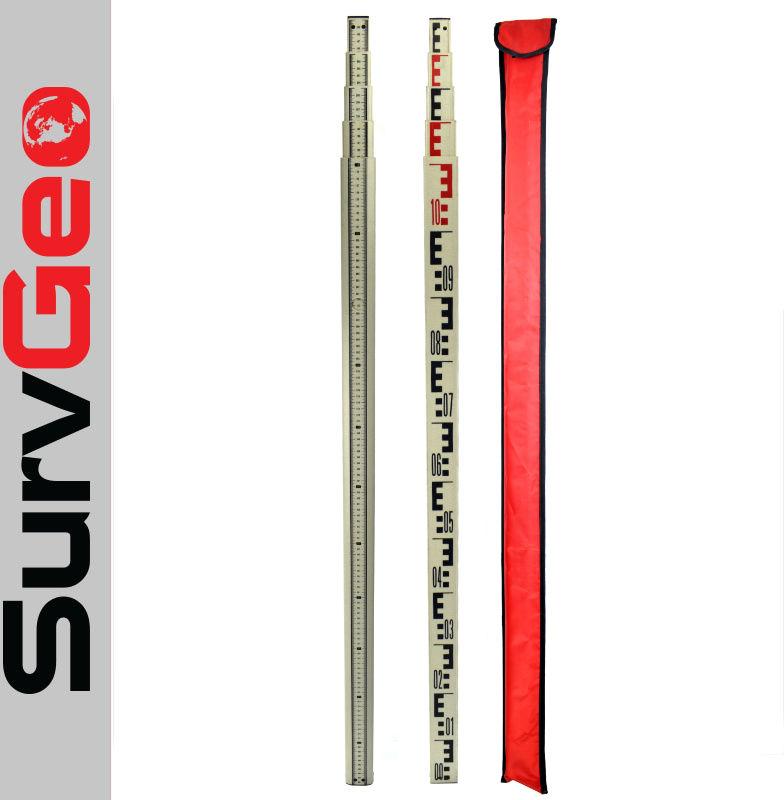 Łata fiberglass 5m SurvGeo