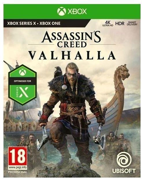UbiSoft Gra XOne/XSX Assassins Creed Valhalla