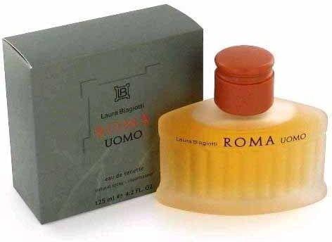 Laura Biagiotti Roma Uomo woda toaletowa dla mężczyzn 40 ml