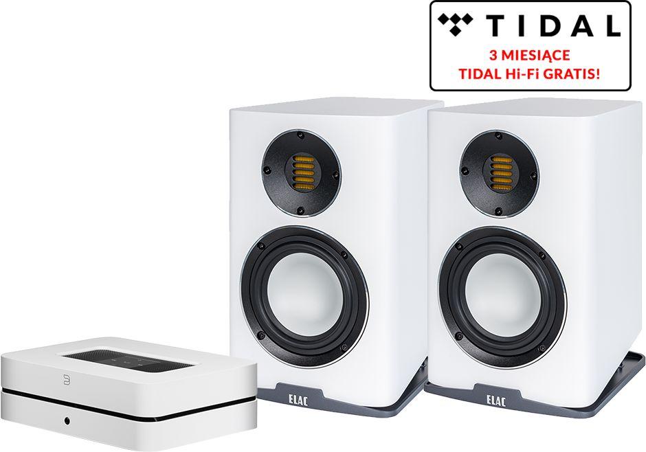 Powernode 2i (HDMI, biały) + Carina BS243.4 (biały)  SALONY FIRMOWE W 13 MIASTACH  25 LAT NA RYNKU  DOSTAWA 0 zł  ODBIÓR OSOBISTY