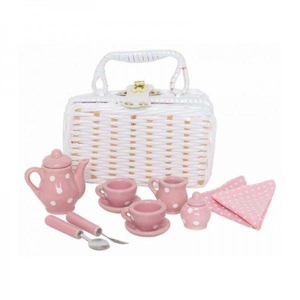 Koszyk Piknikowy Porcelanowy Jabadabado