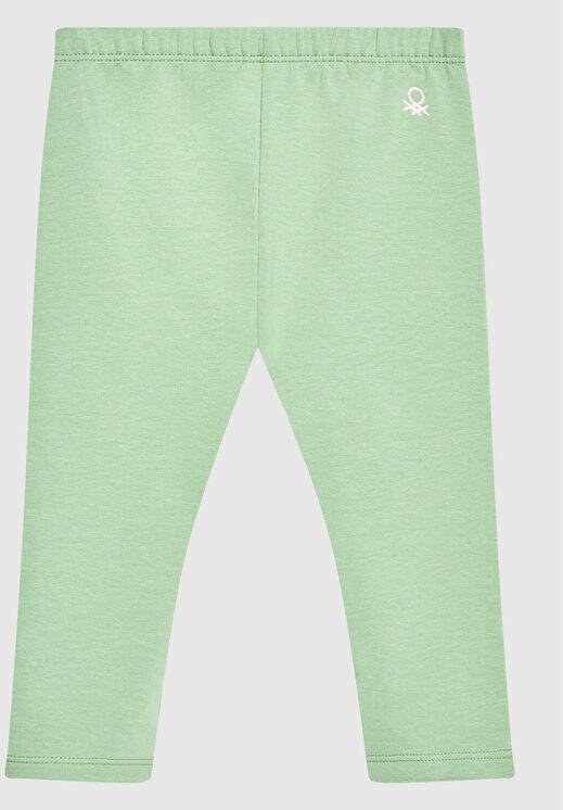 Legginsy 35Q2I0508 Zielony Slim Fit