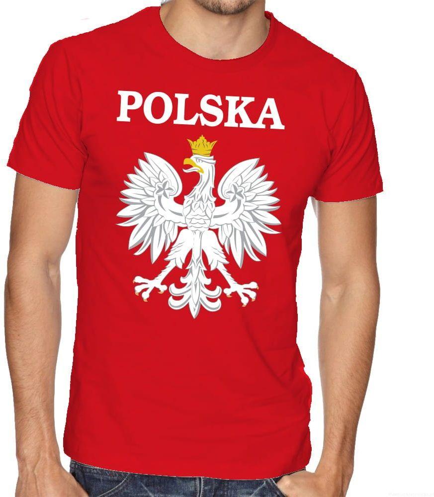 Koszulka Polska Godło