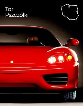 Jazda za kierownicą Ferrari 360 Modena  Tor Pszczółki