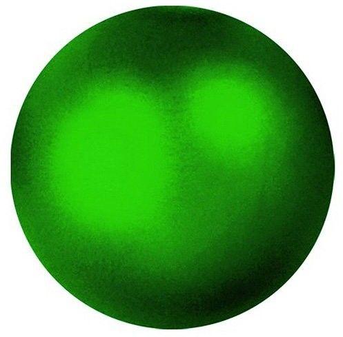 EUROPALMS Deco Ball Dekoracyjne kule, bombki 3,5cm, green, metallic 48szt