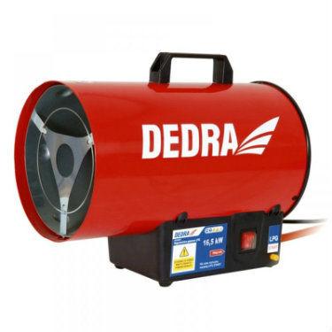 Nagrzewnica gazowa 16,5KW DEDRA DED9941