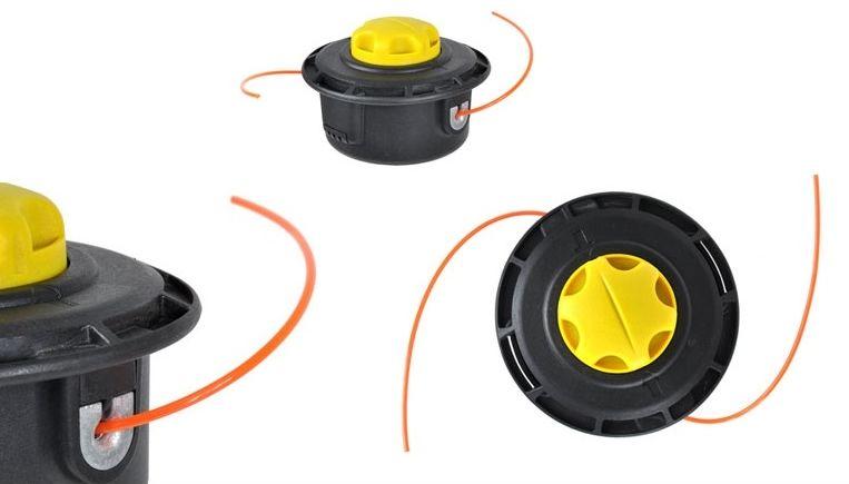 Głowica żyłkowa easy-load do kosy spalinowej żyłka