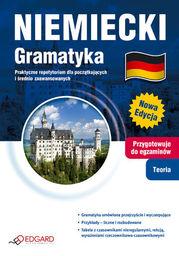Niemiecki Gramatyka. Praktyczne repetytorium dla początkujących i średnio zaawansowanych - Ebook.