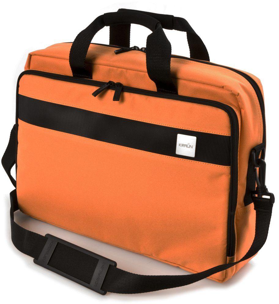 "Kraun Ice-Bag 16"" 16 cali aktówka - torby na notebooka (walizka na dokumenty, 40,6 cm (16 cali), pasek na ramię)"