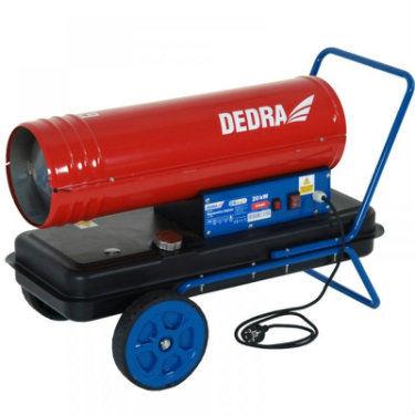 Nagrzewnica olejowa 20kW DEDRA DED9951
