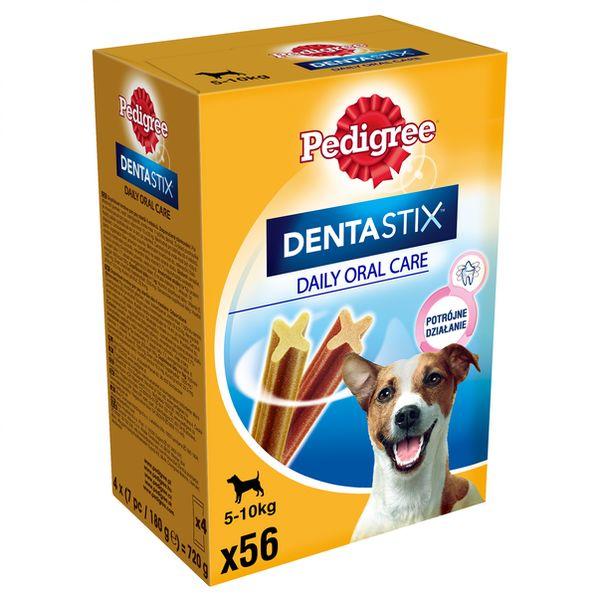 Pedigree Dentastix Mini 56 szt. - przysmak dla psów rasy małej 56szt Dostawa GRATIS od 95 zł + super okazje