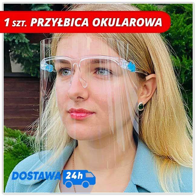 Przyłbica Okularowa