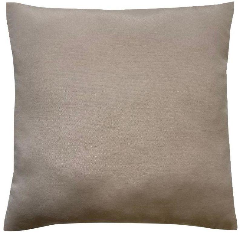Poduszka Pharell beżowa 45 x 45 cm Inspire