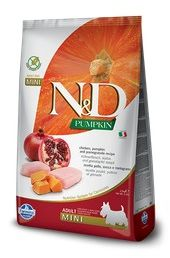 FARMINA N&D Pumpkin Chicken&Pomegranate 2,5 kg Dog Mini